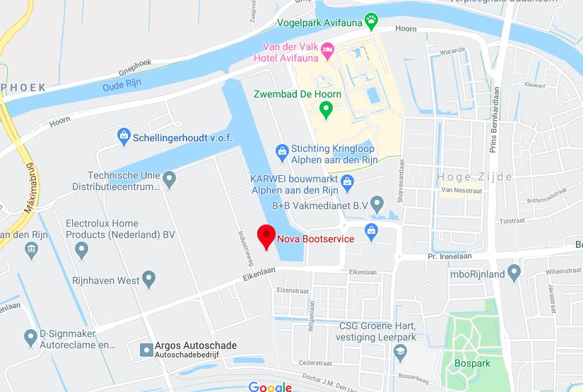 locatie novabootservice